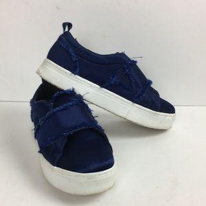 Sam Edelman Levine FF Womens Slip on sneaker 6.5